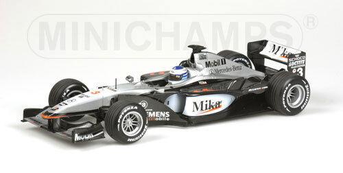 McLaren McLaren McLaren Mercedes MP4-16 2001 1:18  3 Mika Hakkinen 18100b