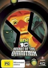 Ben 10 - Secret Of The Omnitrix (DVD, 2008)