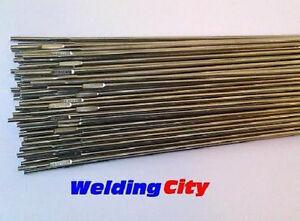"Grade-2 WeldingCity 1-Lb Titanium ERTi-2 TIG Welding Rod .045/"" x 36/"""