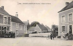 CPA-72130-Souge-The-Ganelon-Center-of-The-Bourg-Edit-Pavy-Legeard-n2