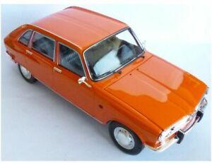 NOREV 1:18 Renault R16 TL - 2. Series 1972 - orange 185363