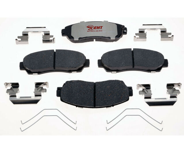 Disc Brake Pad Set-Element3; Hybrid Technology Front Raybestos EHT1521H