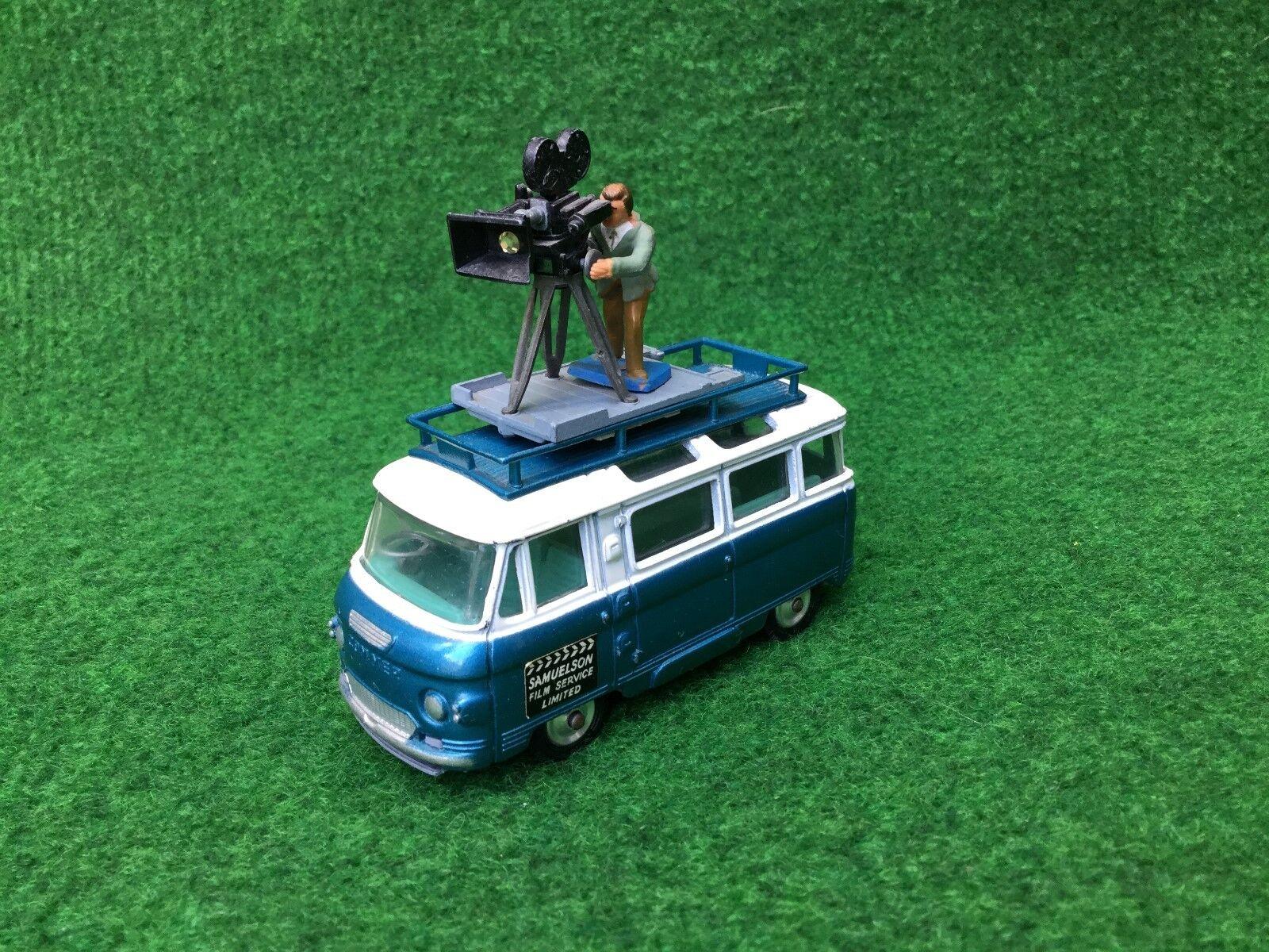 Corgi Toys Nº 479 Cámara Móvil Commer Van
