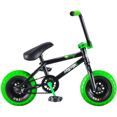 Envy Bike Rocker Mini BMX Irok Black//Green