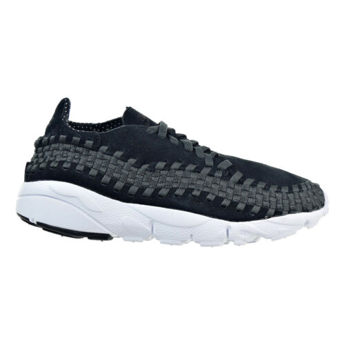 Nike Air Footscape Woven NM Men/'s Shoes Black//Black//Anthracite//White 875797-001