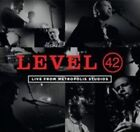 Live From Metropolis Studios 5014797890145 by Level 42 CD With DVD
