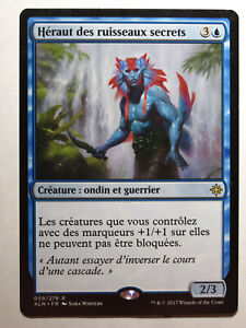 Heraut-des-ruisseaux-secrets-MTG-Magic-Francais
