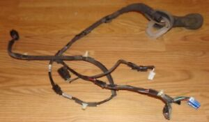 Details about 1999 - 2004 JEEP GRAND CHEROKEE LAREDO LEFT REAR DOOR on jeep grand cherokee wiring harness, 2011 jeep wrangler door wire harness, 2007 jeep wrangler door wire harness, 2004 jeep blower motor resistor,