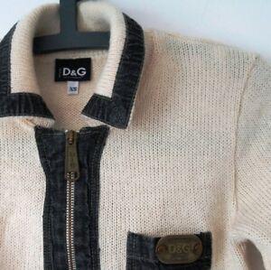 Unisex Dolce uomo Sweater D Mohair g Gabbana per Splendido q08xEOO