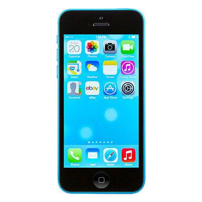Apple iPhone 5c    -   16GB   -      SIMLOCKFREI     -    Smartphone   in   BLAU