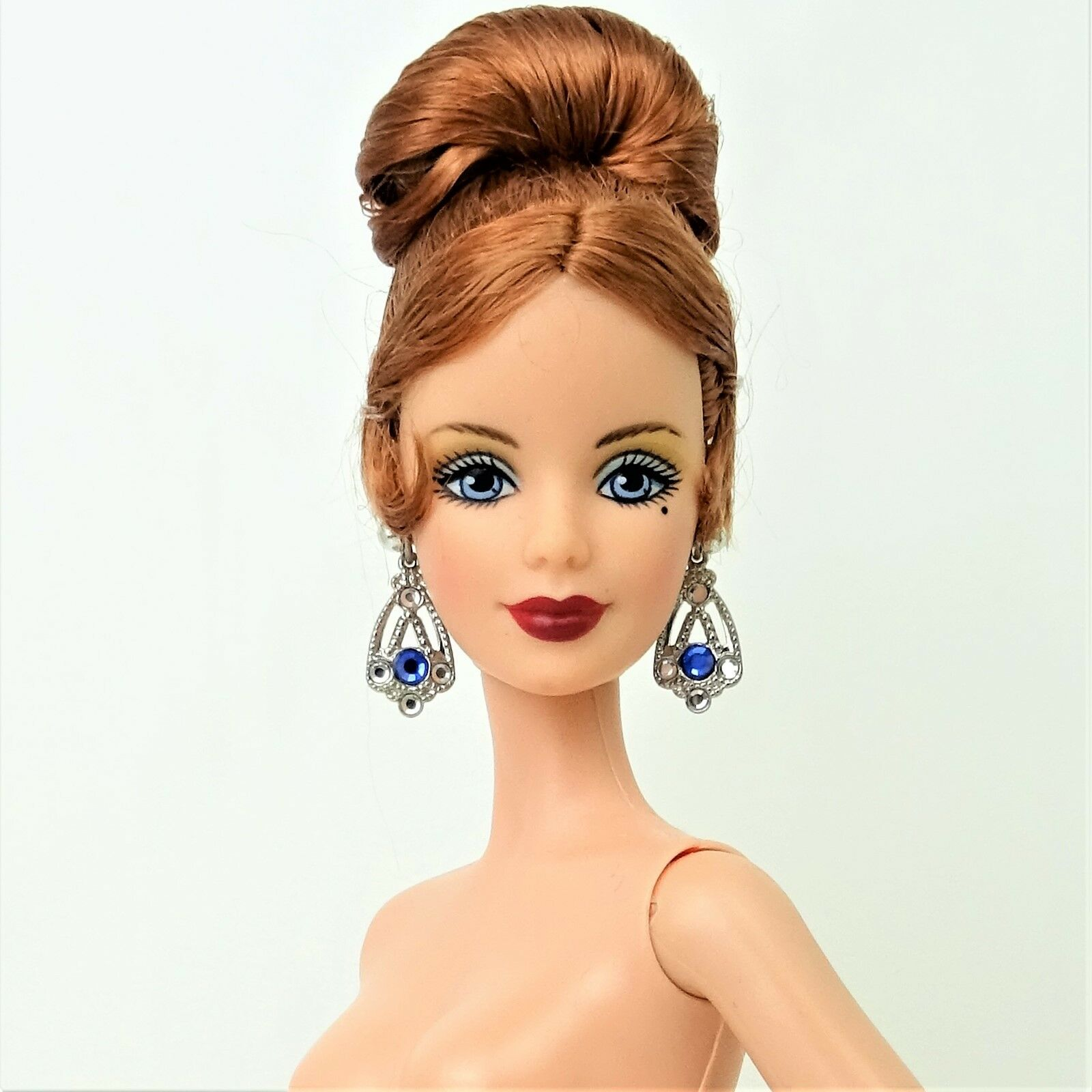Barbie Embassy Waltz Doll Model Muse HYBRID Nude