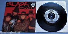 "Slade - Universe UK 1991 Polydor 7"" Single P/S"