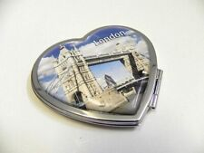 Damen Handtaschen Spiegel,LONDON Tower Bridge,Metall