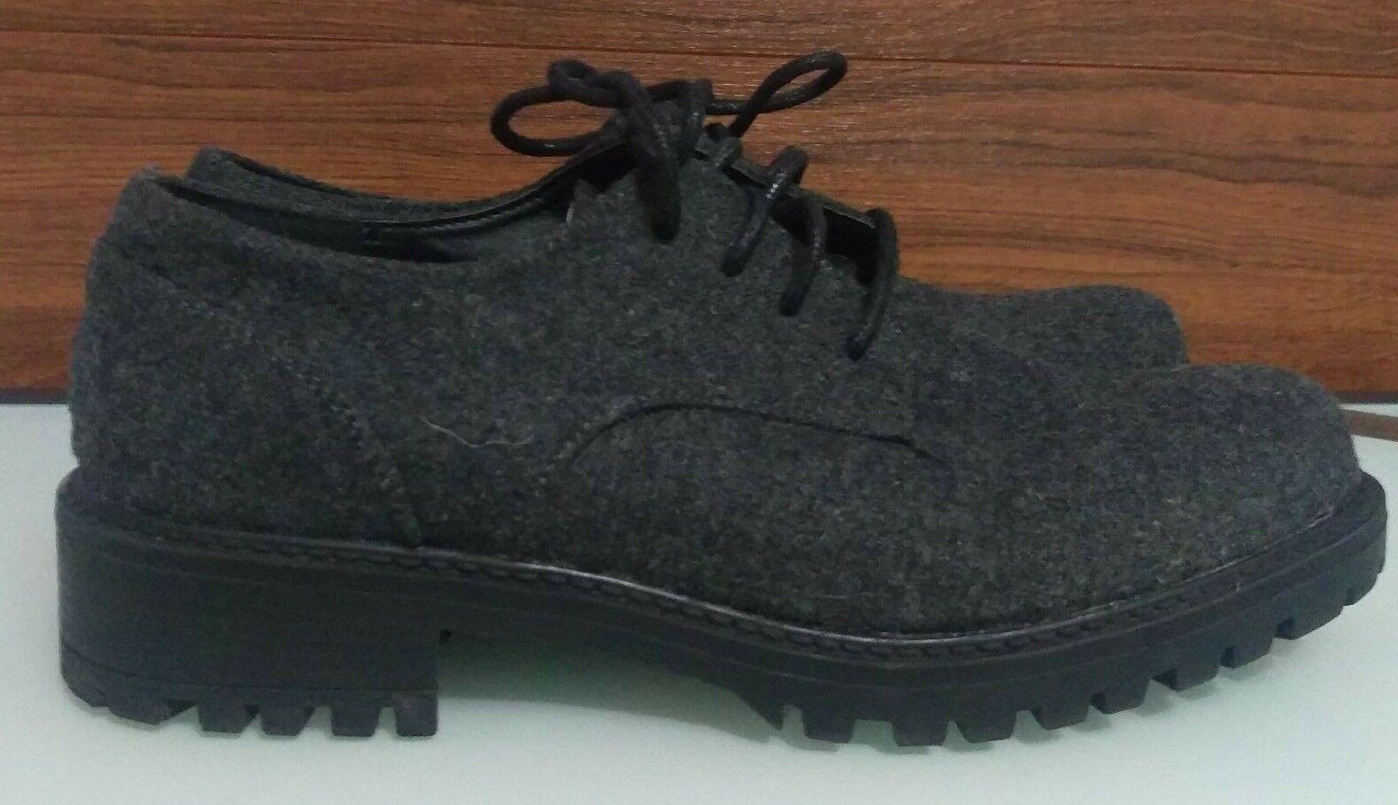 Design Lab Derby Boots Chreneline Women's size US 7
