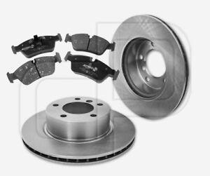 2-Bremsscheiben-4-Bremsbelaege-BMW-1er-E87-120-i-120-d-vorne-292-mm