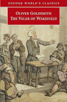 The Vicar of Wakefield by Oliver Goldsmith (Paperback, 2006)