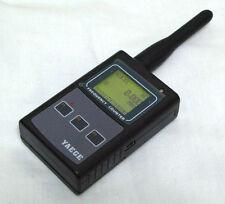 YAEGE FC-1 Portable Radio Frequency Counter 50MHz-2.6GHz & 10Hz-100Mhz TG-UV2