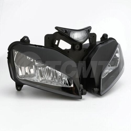 Headlight Head light Lamp Assembly For Honda CBR 1000RR 1000 RR 04-07 05 06