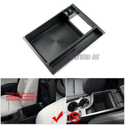 Interior Auto Central Front Storage Armrest Tray Box For Mazda 6 Atenza 2013-17
