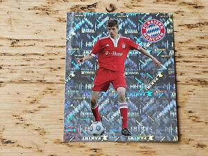 Panini 2009-10 Bayern München, #119 Rookie Sticker Thomas Müller Muller PSA?