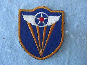 WWII-4th-Army-Air-Force-Patch-Custom-Wool-WW2