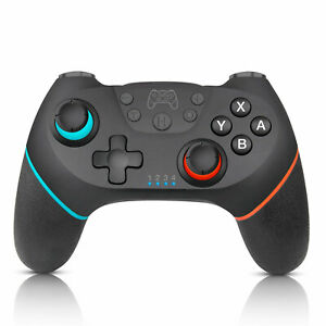 Black-Wireless-Pro-Controller-Gamepad-Joypad-Remote-for-Nintendo-Switch-Console