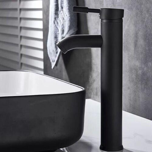 Robinet mitigeur lavabo mitigeur noir de salle de bain robinet de cuisine FR