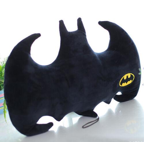 SuperHero Batman Shaped Pillow 3D Batman Cushion 46cm*30cm