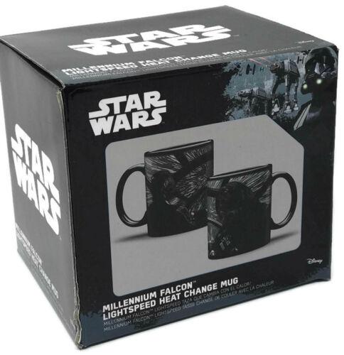 Cup Star Wars Millennium Falcon Light speed Heat Change Ceramic Coffee Mug