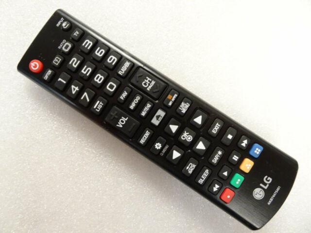 US New AKB74475401 Remote for LG TV 49UF6400 43UF6430 55UF6790 49UF6430 55UF6800