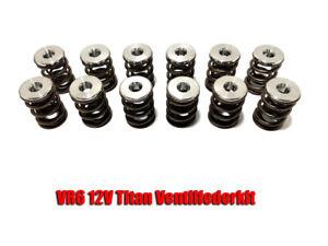 Verstaerkte-Ventilfedern-mit-Titan-Teller-fuer-VW-VR6-Turbo-2-8L-2-9L-ABV-AAA