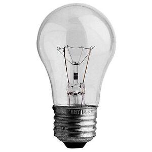 Feit ceiling fan bulb 40w 120v clear candelabra e12 base bp40a15ccl image is loading feit ceiling fan bulb 40w 120v clear candelabra aloadofball Gallery