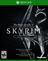 The Elder Scrolls V: Skyrim - Special Edition - Xbox One