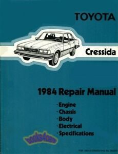 Toyota Car Repair & Service Manuals