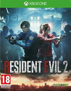 Resident-EVIL-2-REMAKE-Xbox-One-Nuovo-Di-Zecca-Sigillato