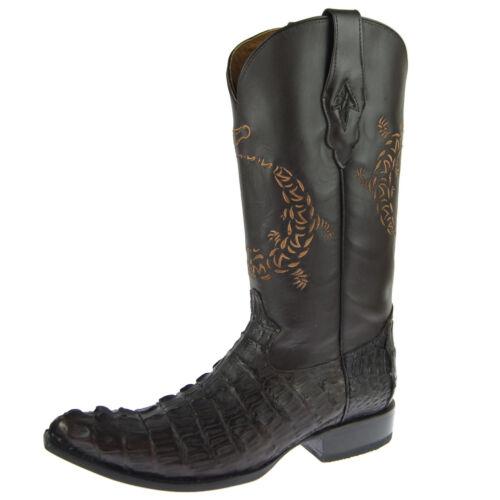 Leather cowboylaarzen9 Heren 5ushb Tail EdenGenuine Crocodile western David uOkXiwlTPZ