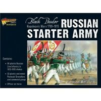 Russian Starter Army-warlord Games - Black Powder - Sent 1st Class