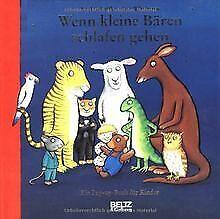 Wenn kleine Bären schlafen gehen: Ein Pop-up-Buch für Ki...   Buch   Zustand gut