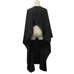 Salon-Barber-Hair-Cutting-Gown-Cape-With-Viewing-Window-Hairdresser-Apron-Great