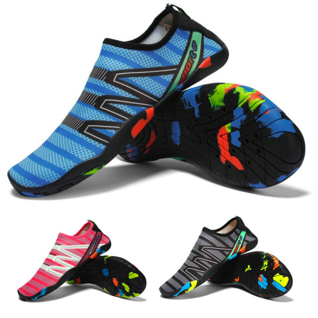 Uni Water Shoes Barefoot Quick Dry For Swim Surf Beach Walking Lightweight