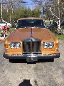 1979 Rolls Royce Silver Shadow Wraith II