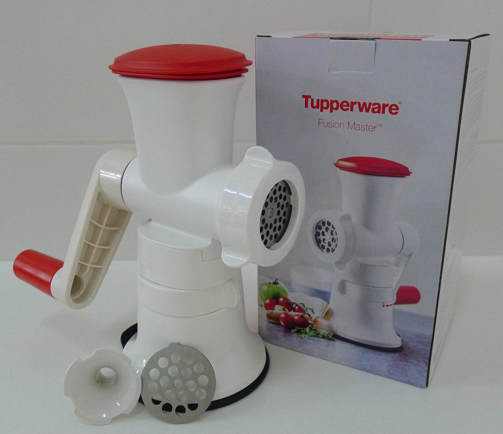 Tupperware Fusion Master hachoir à viande + livraison gratuite