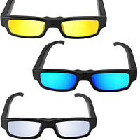 2016 Video Spy Camera Glasses Tinted/clear Lens Reading Frames Full Hd 1080p
