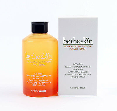 [Be the skin] Botanical Nutrition Power Toner 150ml Un Cover Up By RMS Beauty