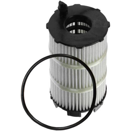 Original MAHLE Ölfilter OX 350//4D Oil Filter