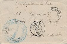 Lettre HUE Annam Cochinchine Corps Expéditionnaire Tonkin China Cover