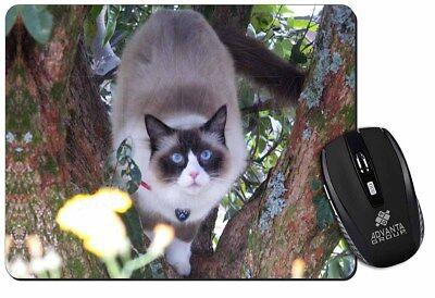 Discreto Ragdoll Cat In Tree Computer Mouse Mat Christmas Gift Idea, Ac-179m In Molti Stili