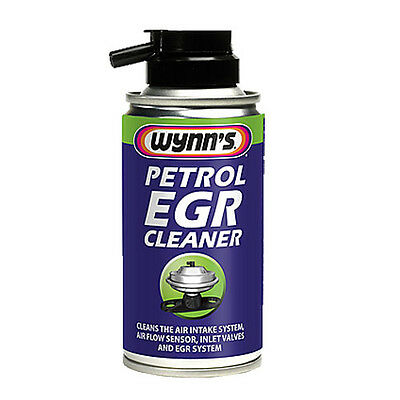 WYNNS PETROL EGR CLEANER 150ml SPRAY - MAF MASS AIR FLOW SENSOR CLEANER
