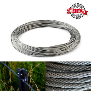1mm-1-5mm-2mm-3mm-4mm-5mm-6mm-GALVANISED-STEEL-WIRE-ROPE-METAL-CABLE-HIGH-QUALIT