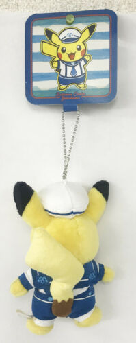 Details about  /Pokemon Center Original Plush Doll Mascot Yokohama Pikachu 4521329255019